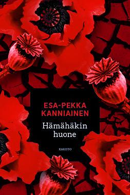 Kanniainen, Esa-Pekka - Hämähäkin huone, e-kirja