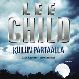 Child, Lee - Kuilun partaalla, audiobook