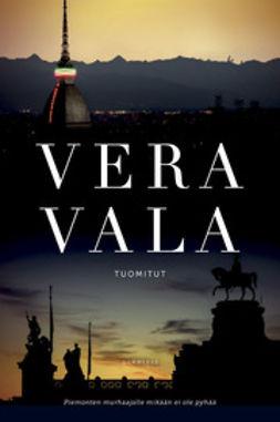 Vala, Vera - Tuomitut, e-kirja