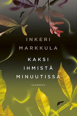 Markkula, Inkeri - Kaksi ihmistä minuutissa, e-kirja