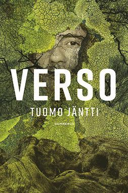 Jäntti, Tuomo - Verso, e-bok