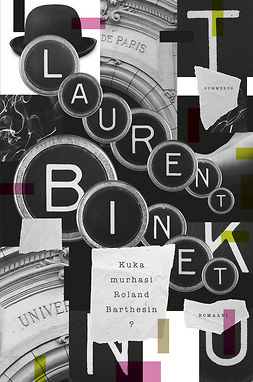 Binet, Laurent - Kuka murhasi Roland Barthesin?, ebook