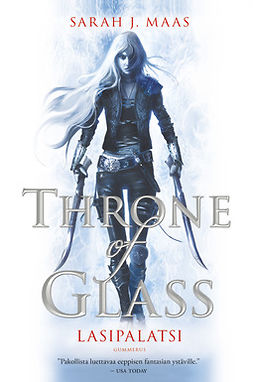 Maas, Sarah J. - Throne of Glass - Lasipalatsi, ebook