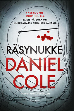Cole, Daniel - Räsynukke, ebook