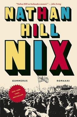 Hill, Nathan - Nix, e-kirja