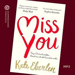 Eberlen, Kate - Miss You, audiobook