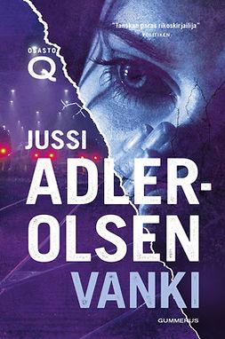 Adler-Olsen, Jussi - Vanki, ebook