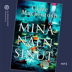 Mackintosh, Clare - Minä näen sinut, äänikirja