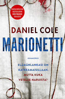 Cole, Daniel - Marionetti, ebook