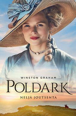 Graham, Winston - Poldark - Neljä joutsenta, e-kirja