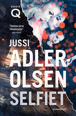 Adler-Olsen, Jussi - Selfiet, e-kirja
