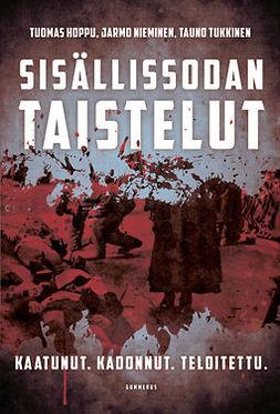 Hoppu, Tuomas - Sisällissodan taistelut: Kaatunut. Kadonnut. Teloitettu., e-kirja