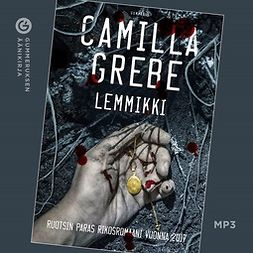 Grebe, Camilla - Lemmikki, audiobook