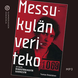 Rimpiläinen, Tuomas - Messukylän veriteko, audiobook