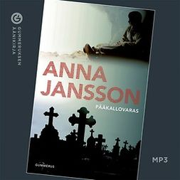 Jansson, Anna - Pääkallovaras, äänikirja