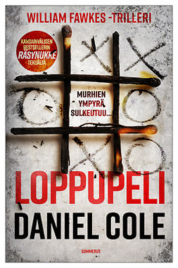Cole, Daniel - Loppupeli, ebook
