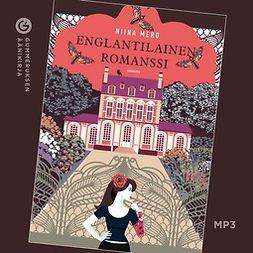 Mero, Niina - Englantilainen romanssi, audiobook