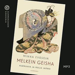 Eväsoja, Minna - Melkein geisha: Hurmaava ja hullu Japani, audiobook