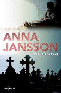 Jansson, Anna - Pääkallovaras, e-kirja