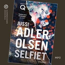 Adler-Olsen, Jussi - Selfiet, äänikirja