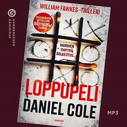 Cole, Daniel - Loppupeli, äänikirja