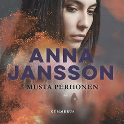 Jansson, Anna - Musta perhonen, audiobook