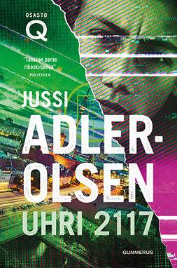 Adler-Olsen, Jussi - Uhri 2117, e-kirja
