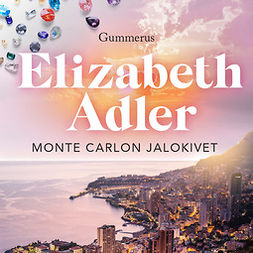 Adler, Elizabeth - Monte Carlon jalokivet, äänikirja