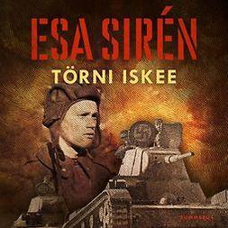 Sirén, Esa - Törni iskee, äänikirja