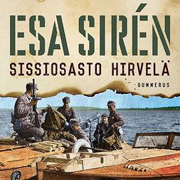 Sirén, Esa - Sissiosasto Hirvelä, audiobook
