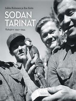 Kuhanen, Jukka - Sodan tarinat: Rukajärvi 1941 - 1944, e-kirja