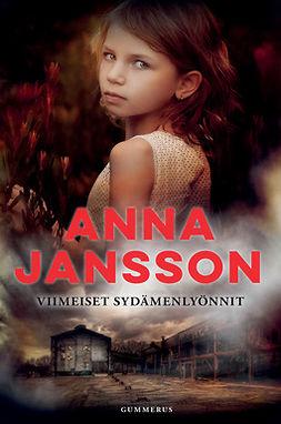 Jansson, Anna - Viimeiset sydämenlyönnit, e-kirja