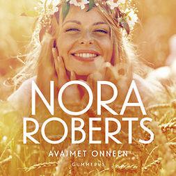 Roberts, Nora - Avaimet onneen, äänikirja