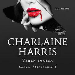 Harris, Charlaine - Veren imussa, äänikirja