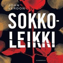 Verdon, John - Sokkoleikki, äänikirja