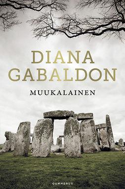 Gabaldon, Diana - Muukalainen, e-kirja