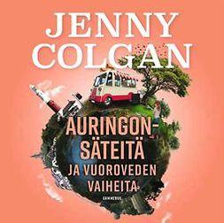 Colgan, Jenny - Auringonsäteitä ja vuoroveden vaiheita, äänikirja