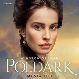 Graham, Winston - Poldark - Musta kuu, äänikirja