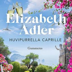 Adler, Elizabeth - Huvipurrella Caprille, äänikirja
