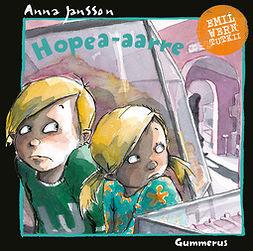 Jansson, Anna - Hopea-aarre, äänikirja