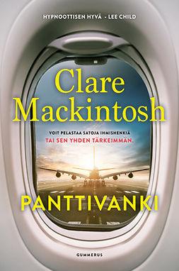 Mackintosh, Clare - Panttivanki, e-kirja
