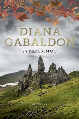 Gabaldon, Diana - Syysrummut, e-kirja