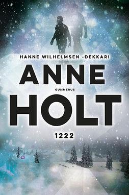 Holt, Anne - 1222, e-kirja