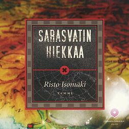 Isomäki, Risto - Sarasvatin hiekkaa, äänikirja
