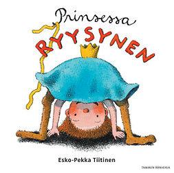 Tiitinen, Esko-Pekka - Prinsessa Ryysynen, äänikirja
