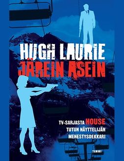 Laurie, Hugh - Järein asein, ebook