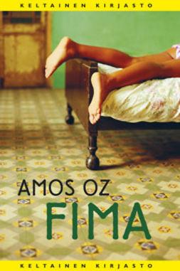 Oz, Amos - Fima, ebook