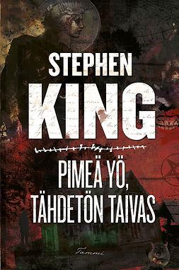King, Stephen - Pimeä yö, tähdetön taivas, ebook
