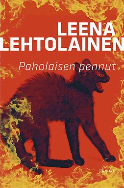 Lehtolainen, Leena - Paholaisen pennut: Hilja Ilveskero 3, e-kirja