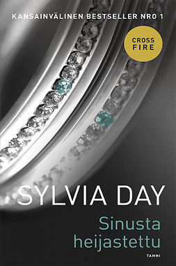 Day, Sylvia - Sinusta heijastettu: Crossfire 2, ebook